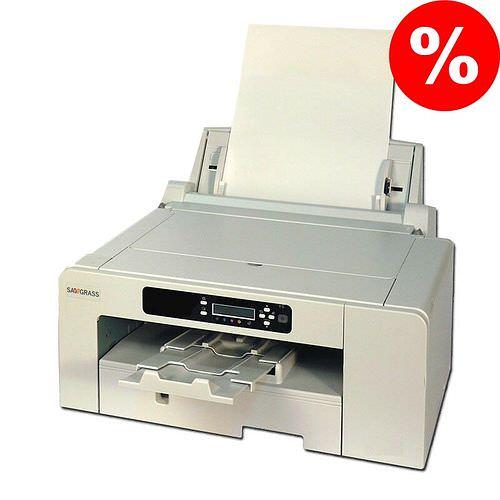 SAWGRASS Virtuoso SG400 DIN A4 Produkt-Dekorationsdrucker **aus Demobestand