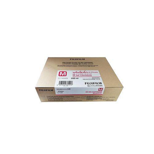 FUJI Ink Cartridge Magenta Tinte 200 ml für DE 100