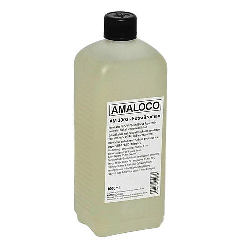 AMALOCO AM 2002 SW-Neutralton- Papierentwickler 1000ml