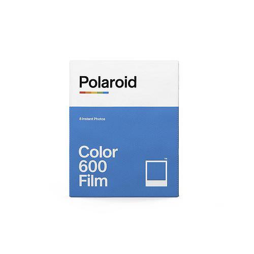 POLAROID 600 COLOR Film, 8 Aufn. für Polaroid 600 + Impulse Kameras