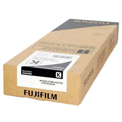 FUJI Ink Cartridge Black 700 ML für Dry Minilab DL600