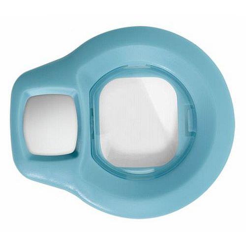 FUJI Instax Mini 8 selfie lens blau