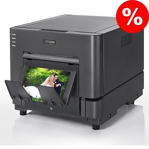 CITIZEN OP 900 II Fotodrucker / Thermodrucker **aus Demobestand