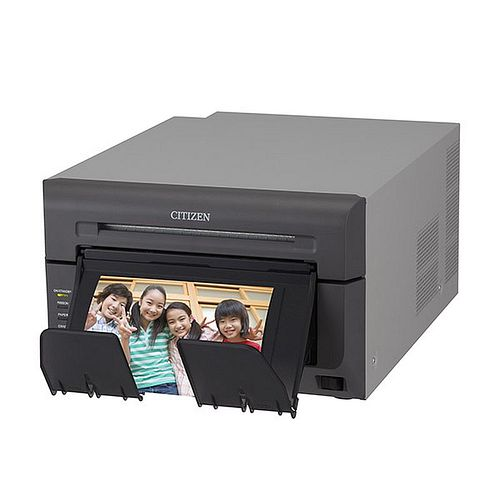 CITIZEN CX-02 Compact Fotodrucker / Thermodrucker