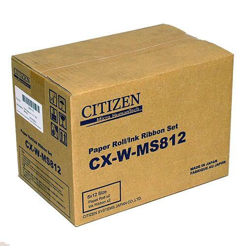 CITIZEN Mediaset für CX-W 20x30cm (8x12inch) für 220 Bilder