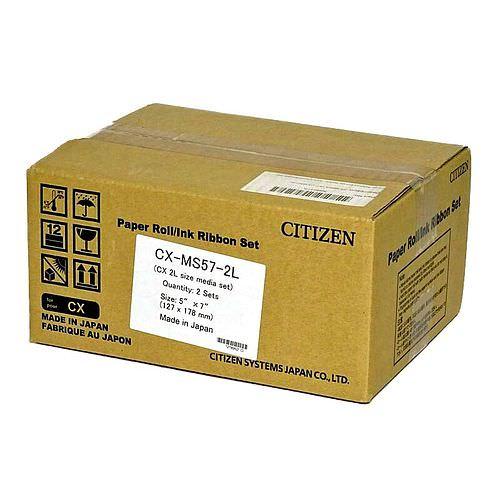 CITIZEN Mediaset für CX 13x18cm (5x7inch) für 480 Bilder