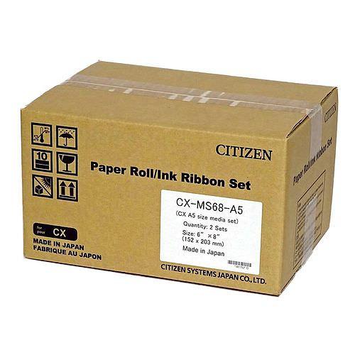 CITIZEN Mediaset für CX 15x20cm (6x8inch) für 400 Bilder