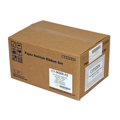 CITIZEN Mediaset für CY und CY02 15x20cm (6x8inch) für 700 Bilder