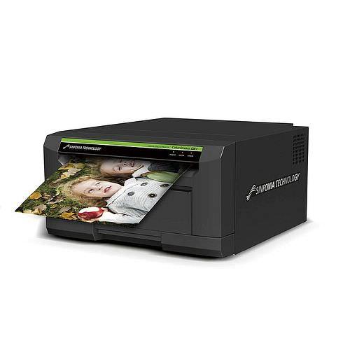 SINFONIA SINFONIA (SHINKO) Color Stream CE1 Fotodrucker / Thermodrucker