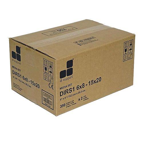 DNP di support DI-RS1 Media (6x8inch / 15x20cm) nur für di support PrintCube