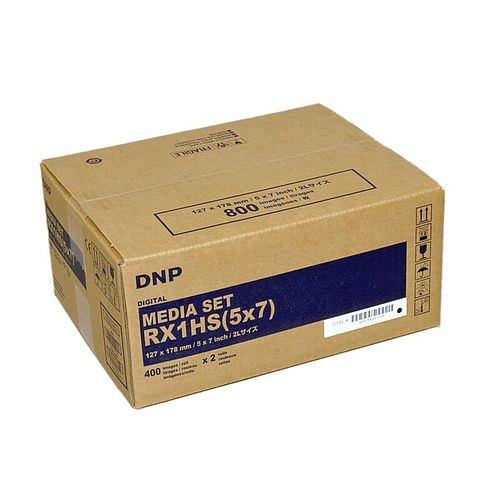 DNP Mediaset für DS-RX1 HS Drucker 13x18cm (5x7inch) für 800 Prints