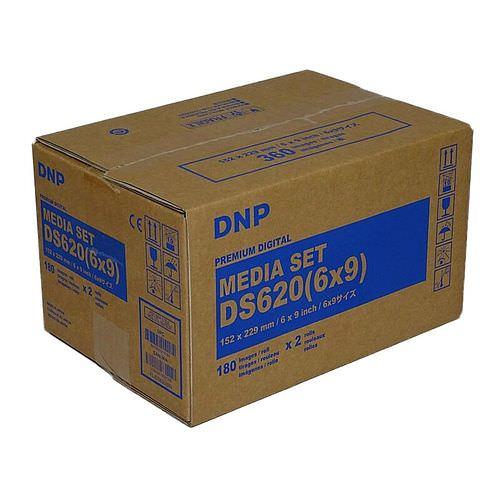 DNP Mediaset für DS 620 Drucker 15x23cm (6x9inch)
