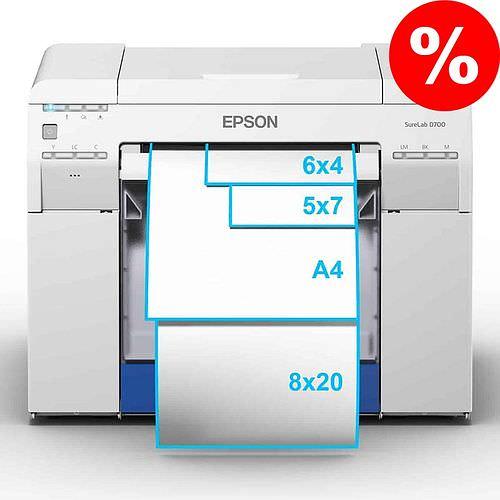 EPSON Surelab SL-D700 *aus Demobestand
