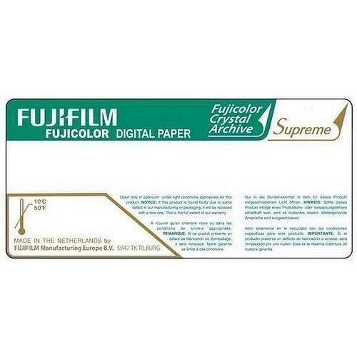 FUJI CA Supreme FG glossy 25,4cmx112m 28,44qm