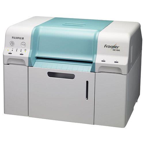 FUJI Dry Minilab Printer Frontier DE 100