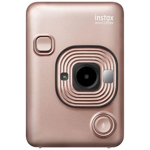 FUJI Instax Mini LiPlay Kamera blush gold