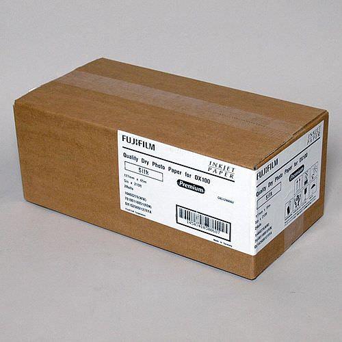 FUJI DryPhoto Paper DX 250 silk 12,7cmx65m