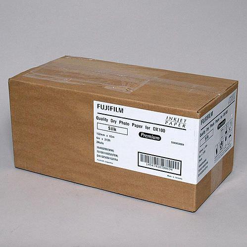 FUJI DryPhoto Paper DX 250 silk 15,2cmx65m