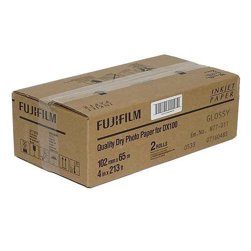 FUJI DL Paper glossy 10,2cmx65m