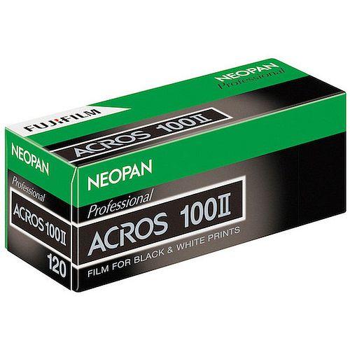 FUJI Neopan Acros 100 II Schwarzweißfilm, 120