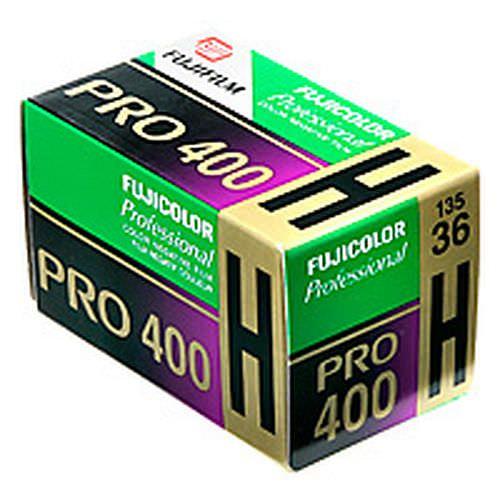 FUJI PRO 400 H Negativ-Farbfilm, 135-36 1 Stück