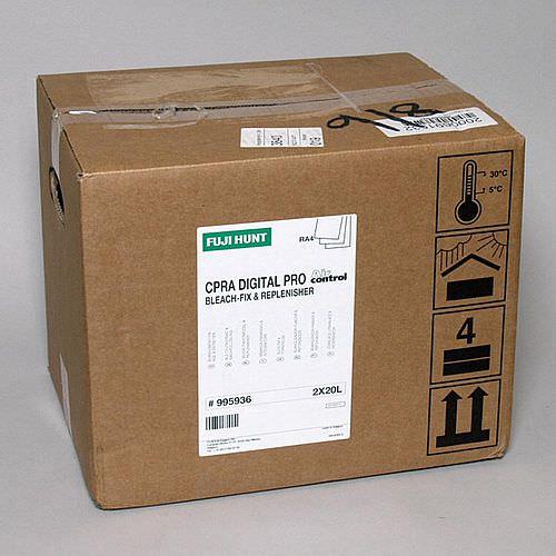 FUJIHUNT RA4 CPRA Digital Pro Bleichfix AC für 2x 20 Liter