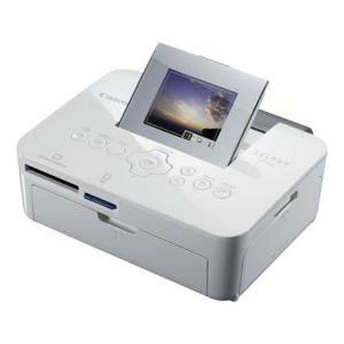 CANON Selphy CP 1000 Fotodrucker / Thermodrucker weiß