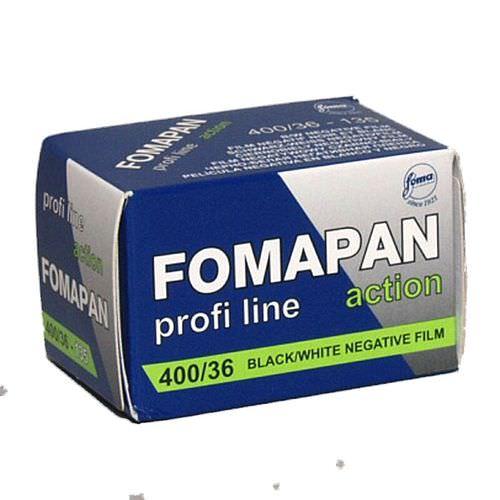 FOMA Fomapan Action 400 Schwarzweißfilm, 135-36