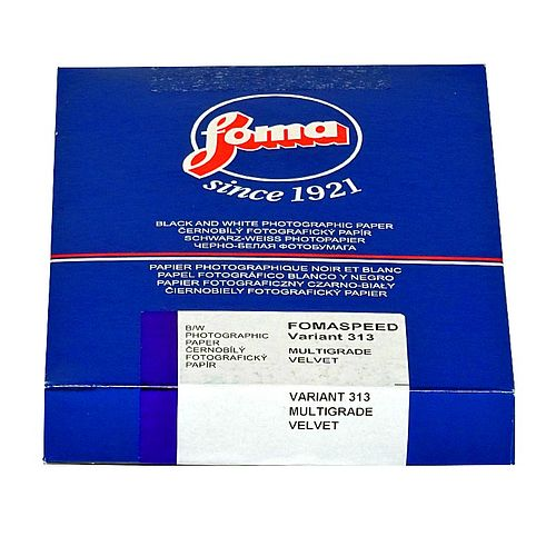 FOMA Fomaspeed Variant 313 velvet 24x30cm 50 Blatt