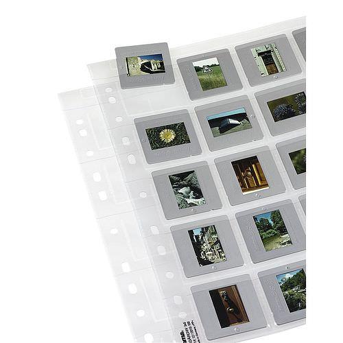 HAMA Diahüllen PP klar 5x5 / 12 Stück