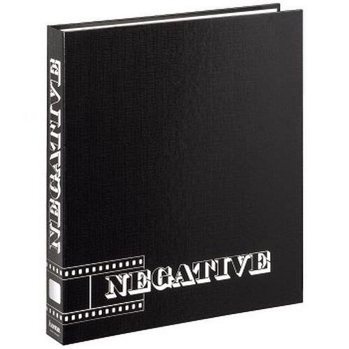 HAMA Negativ-Ordner, Ring-Ordner für Blattgrößen bis 260x310mm