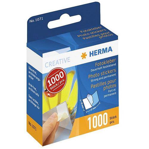HERMA Fotokleber selbstklebend 1000 Stück