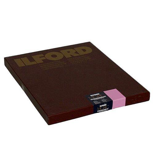 ILFORD Multigrade RC Warmtone 1M Schwarzweiß-Fotopapier 13x18cm 100 Blatt