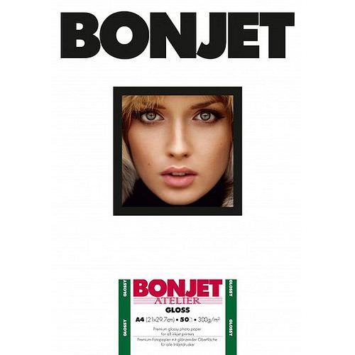 BONJET Atelier Gloss 300g/m² A3+ 32,9x48,3cm 30 Blatt