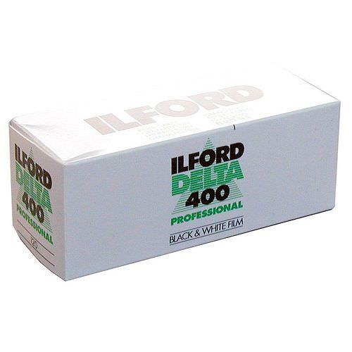 ILFORD Delta 400 Schwarzweißfilm, 120