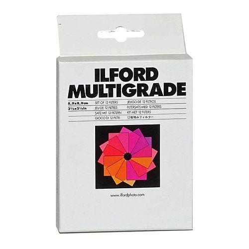 ILFORD Multigrade Filtersatz 8,9x8,9cm