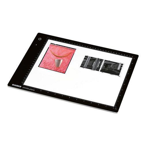 KAISER Leuchtplatte slimlite plano 33x22,8cm