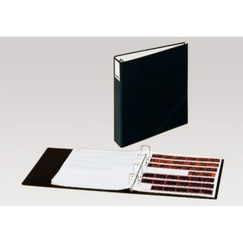 KAISER Archiv-Ordner für Negativ-Ablageblätter, Dia-Sichthüllen und Fotohüllen