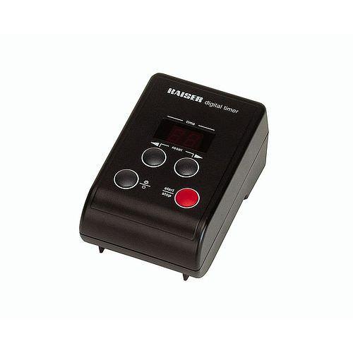 KAISER Elektronische Belichtungsschaltuhr digital timer Zeitbereich 0,1...99 sec.