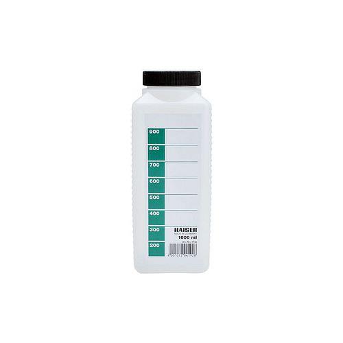 KAISER Chemikalienflasche weiß 1000ml