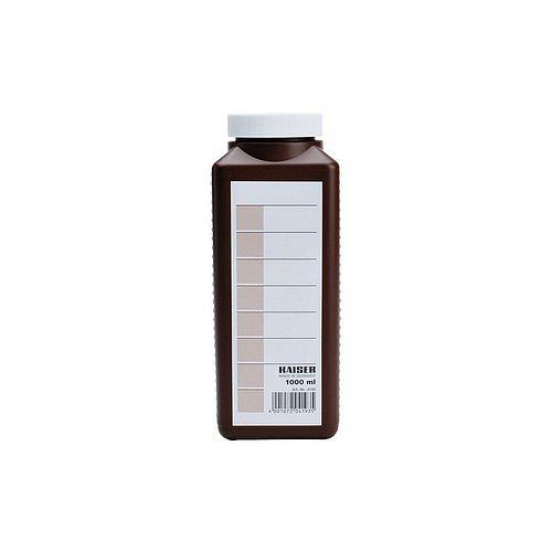 KAISER Chemikalienflasche braun 1000ml