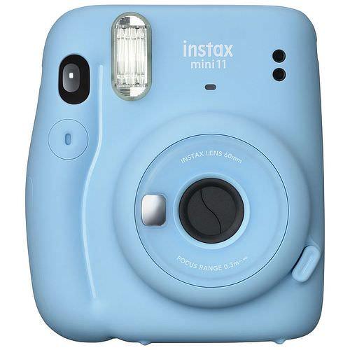 FUJI Instax Mini 11, Kamera Sky Blue