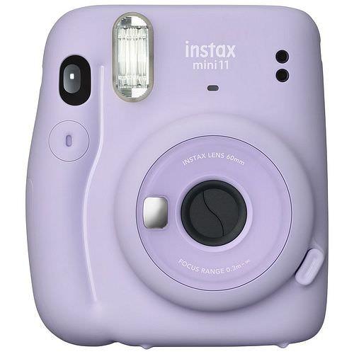 FUJI Instax Mini 11, Kamera Lilac Purpel