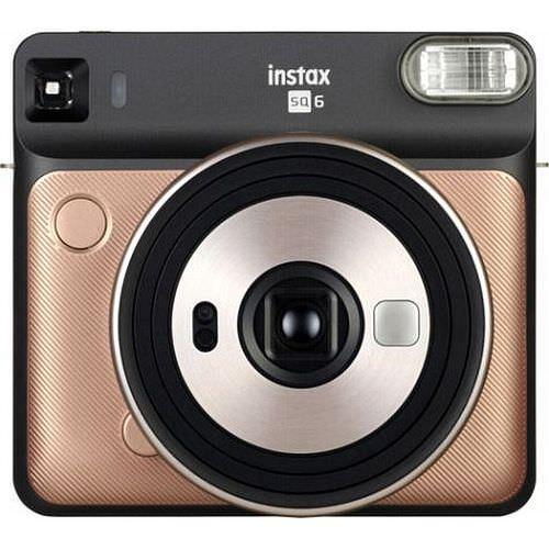 FUJI Instax SQUARE SQ6 Sofortbild-Kamera Blush Gold