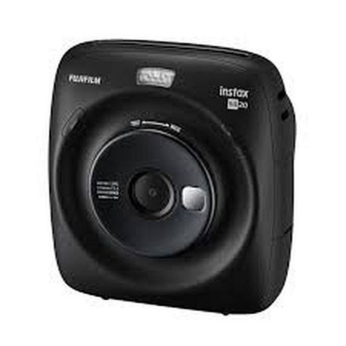 FUJI Instax SQUARE SQ20 Sofortbild-Kamera black