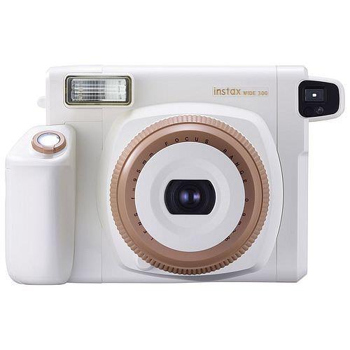FUJI Instax 300 Sofortbild-Kamera, Toffee