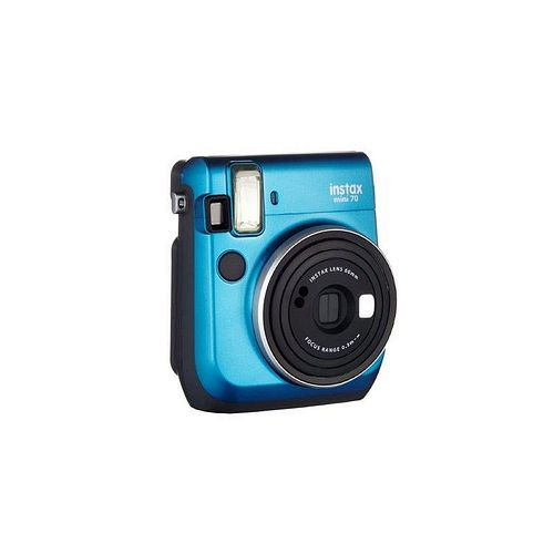FUJI Instax Mini 70, Kamera blau