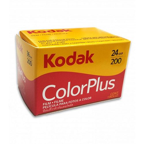 KODAK Color Plus 200 Negativ-Farbfilm, 135-24