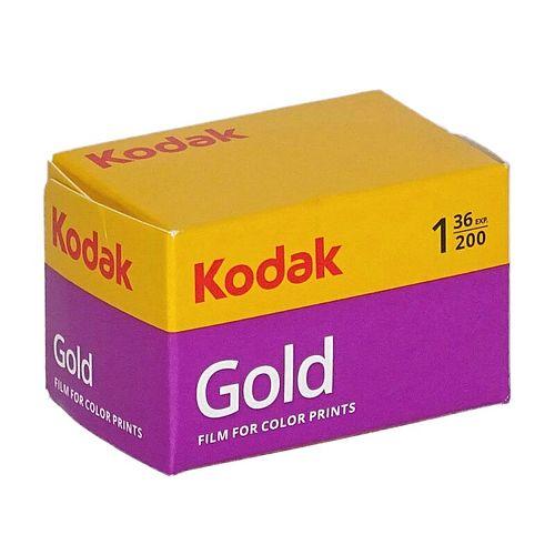 KODAK Gold 200 Negativ-Farbfilm, 135-36