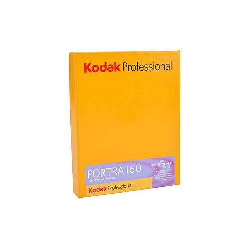 KODAK Portra 160 Negativ-Farbfilm, 4x5 inch / 10,2x12,7cm 10 Blatt